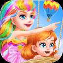 Rainbow Princess Magic Kingdom APK