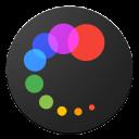 Colors Dark - CM12/12.1 Theme