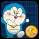 YOO主题-郁闷的机器猫