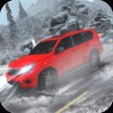Offroad Snow 4x4 Prado Driving