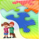 儿童交换拼图1