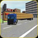 干草卡车3D:城市
