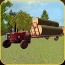 经典拖拉机3D:干草