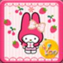 YOO主题-kitty田园草莓