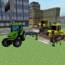 拖拉机司机3D:城市
