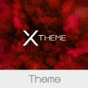xBlack- Red索尼主题