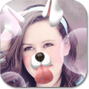 Snap Filter Doggy Face Changer