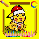 Coloring Cartoon pokemon
