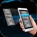 Fake money scanner joke