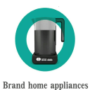 Brand home appliances