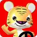 Little Tiger. Toddler's App