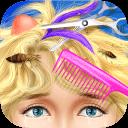 Princess Makeover - Hair Salon