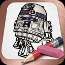 Drawing Lesson Chibi Star Wars