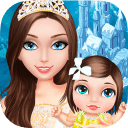 Ice Princess: Frozen Baby Care