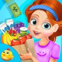 儿童超市购物游戏