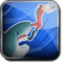 愤怒的鲨鱼攻击
