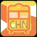 中国地铁玩乐地图