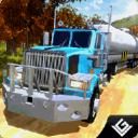 越野石油货运卡车辛3D