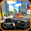市旅游巴士驾驶3D