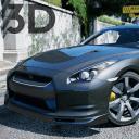 GTR Driving Nissan Simulator