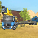 Crane Driving Simulator 3D