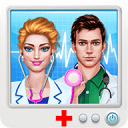 Surgery Doctor Girl Salon Game