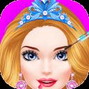 Princess Makeover Salon Girl