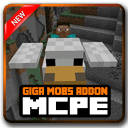 GigaMobs for Minecraft PE