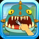 Dinosaur Dental Surgery game