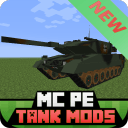 Tank mod for MCPE 2017 Edition