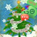 GO短信加强版圣诞树V2