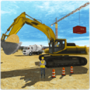 Construction City Building Sim