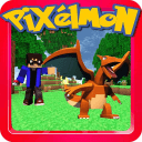 Pixelmon survival craft 3D