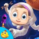 孩子学习行星
