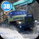 Winter Timber Truck Simulator