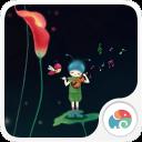 花语之海芋恋-梦象动态壁纸