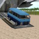 驾驶厢式车模拟器