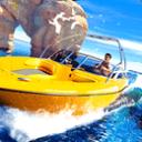 极速摩托艇冲浪