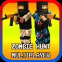 Pixel Zombie Combat Online Fps