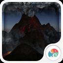 3D火山-梦象动态壁纸