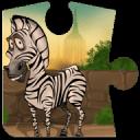 动物园里的动物 - 益智游戏