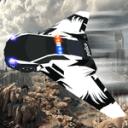 飞警方肌肉车