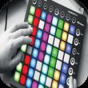 Dj电子调音板:LaunchPad
