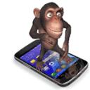 猴子在屏幕上跳舞的笑话