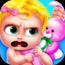 婴儿护理游戏 - 照顾新生婴儿气宝宝