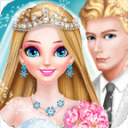 索菲亞公主的婚禮服裝 & 化妝品