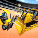 Construction Derby Racing 3D