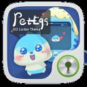 GO锁屏主题PetEgg