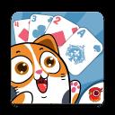 萌趣猫咪纸牌
