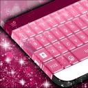 粉红色的圣诞GO输入法